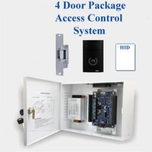 E-Gate 4Door Access Control