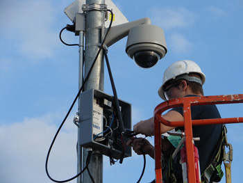 Cctv Camera Installation Ges Security Toronto Amp The Gta